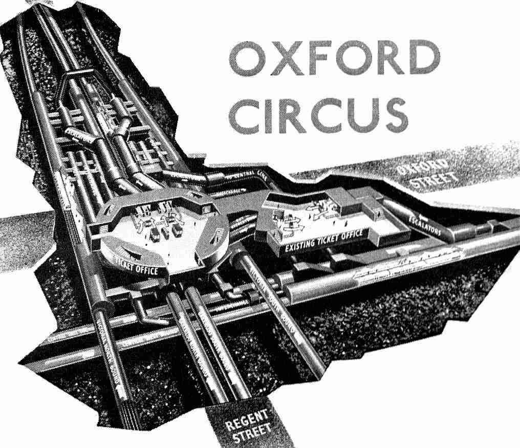 London Underground Tube Station Maps